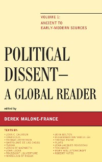 Cover Political Dissent: A Global Reader