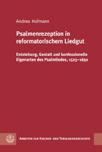 Cover Psalmenrezeption in reformatorischem Liedgut