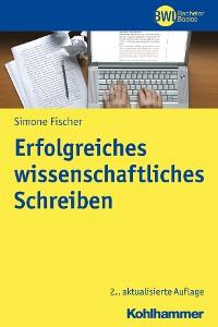 Cover Erfolgreiches wissenschaftliches Schreiben
