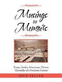 Cover Musings to Memoirs