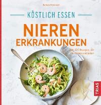 Cover Köstlich essen Nierenerkrankungen