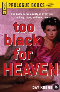 Cover Too Black for Heaven