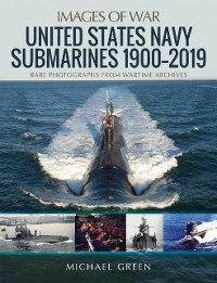 Cover United States Navy Submarines 1900-2019