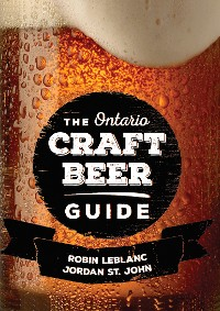 Cover The Ontario Craft Beer Guide