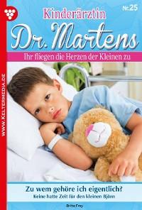 Cover Kinderärztin Dr. Martens 25 – Arztroman