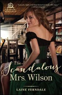 Cover Scandalous Mrs. Wilson