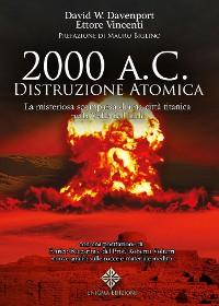 Cover 2000 a.C. distruzione atomica