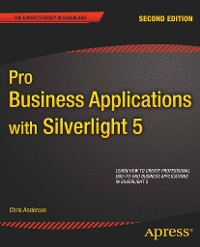 Cover Pro Business Applications with Silverlight 5
