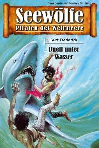 Cover Seewölfe - Piraten der Weltmeere 494
