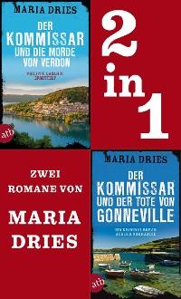 Cover Der Kommissar und der Tote von Gonneville & Der Kommissar und die Morde von Verdon