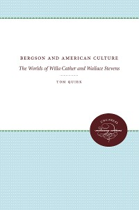 Cover Bergson and American Culture