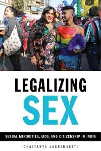 Cover Legalizing Sex