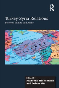 Cover Turkey-Syria Relations