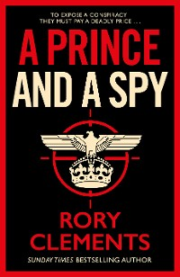 Cover A Prince and a Spy