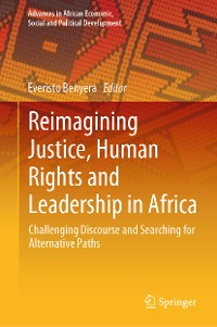 Cover Reimagining Justice, Human Rights and Leadership in Africa