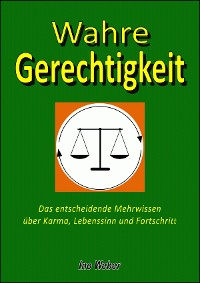 Cover Wahre Gerechtigkeit