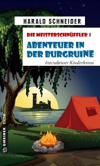 Cover Die Meisterschnüffler I - Abenteuer in der Burgruine