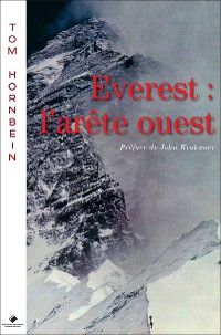 Cover Everest, l'arête ouest