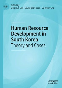 Cover Human Resource Development in South Korea