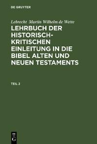 Cover Lehrbuch der historisch-kritischen Einleitung in die kanonischen Bücher des Neuen Testaments