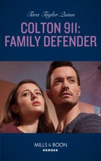 Cover Colton 911: Family Defender