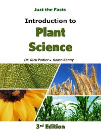Cover Just the Facts Introduction to Plant Science 3rd Edition