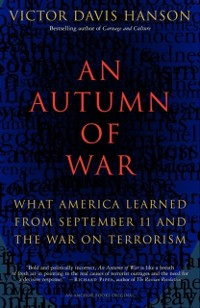 Cover Autumn of War