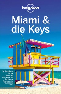 Cover Lonely Planet Reiseführer Miami & the Keys