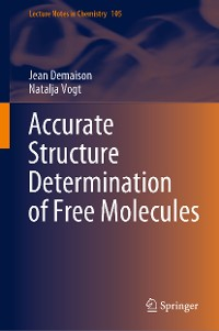 Cover Accurate Structure Determination of Free Molecules
