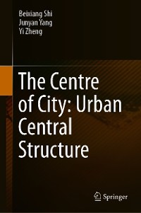 Cover The Centre of City: Urban Central Structure