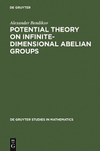 Cover Potential Theory on Infinite-Dimensional Abelian Groups