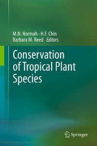 Cover Conservation of Tropical Plant Species