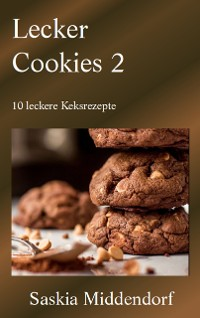 Cover Lecker Cookies 2