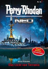 Cover Perry Rhodan Neo 85: Das Licht von Terrania