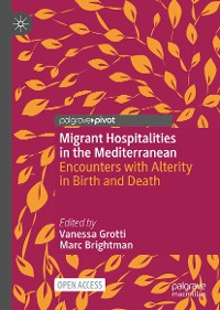 Cover Migrant Hospitalities in the Mediterranean
