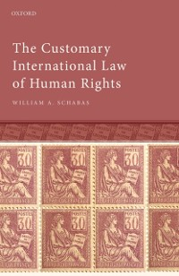 Cover Customary International Law of Human Rights