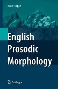 Cover English Prosodic Morphology