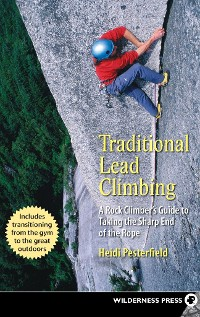 Cover Traditional Lead Climbing