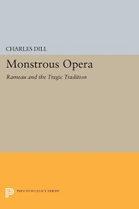 Cover Monstrous Opera