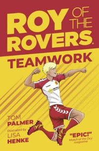 Cover Roy of the Rovers: Teamwork