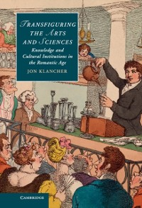 Cover Transfiguring the Arts and Sciences