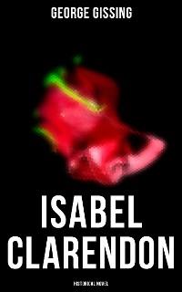Cover Isabel Clarendon  (Historical Novel)