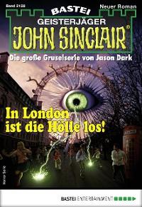 Cover John Sinclair 2128 - Horror-Serie