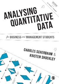 Cover Analysing Quantitative Data for Business and Management Students