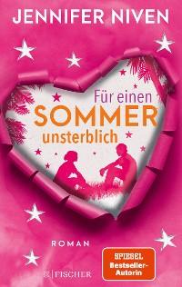 Cover Für einen Sommer unsterblich