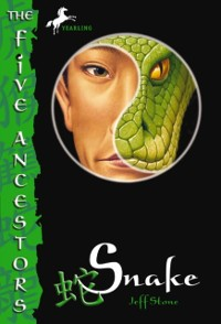 Cover Five Ancestors Book 3: Snake