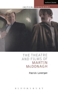Cover Theatre and Films of Martin McDonagh