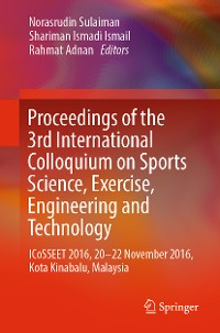Cover Proceedings of the 3rd International Colloquium on Sports Science, Exercise, Engineering and Technology