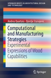 Cover Computational and Manufacturing Strategies