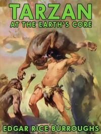 Cover Tarzan at the Earth's Core